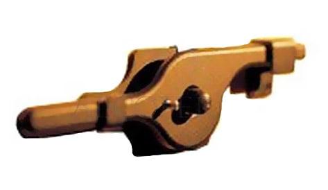 Blocca persiane di sicurezza DISEC SP-BLOCK SP01 nero