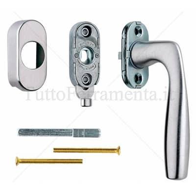 maniglie per finestra dk verona tokyo standard sistema bottone sicurezza