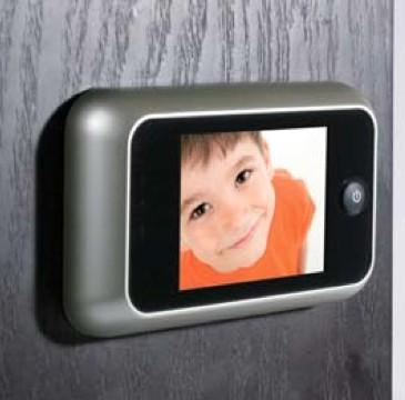 videospioncino digitale yale videosorveglianza per porta sicurezza casa