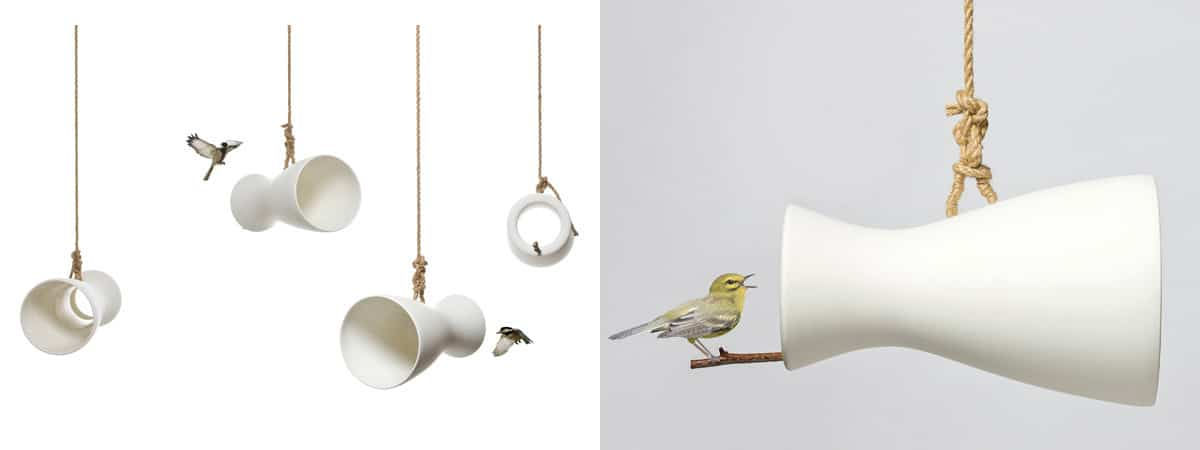 Musical Home for Birds