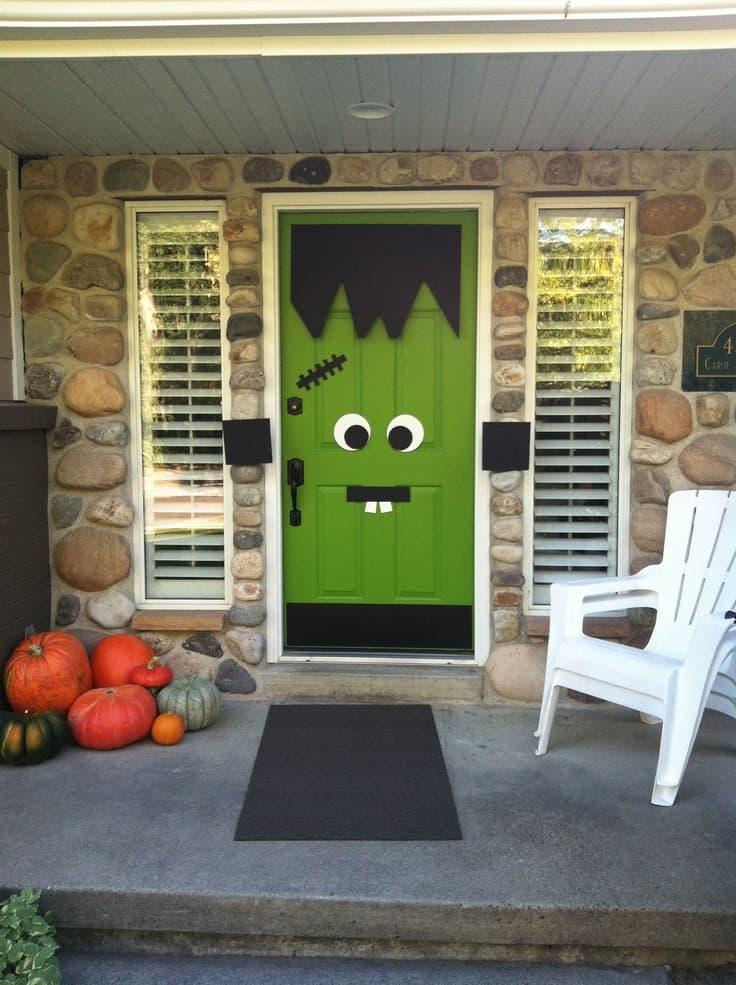 porte halloween5