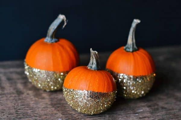zucchette halloween glitter