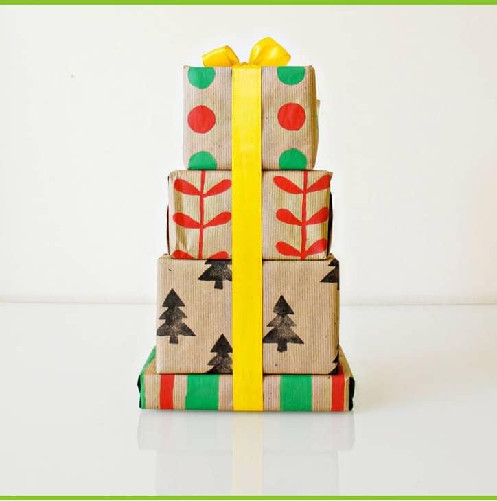 Idee regalo pacchetti di natale