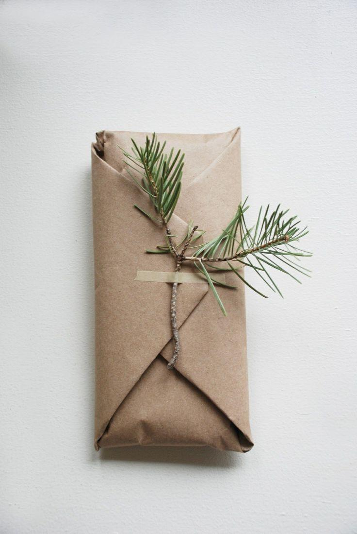 Pacchetti regalo naturali e low cost - Natale Tuttoferramenta
