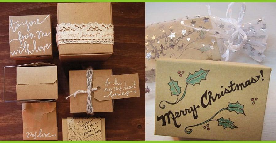 idee pacchetti regalo per natale 2