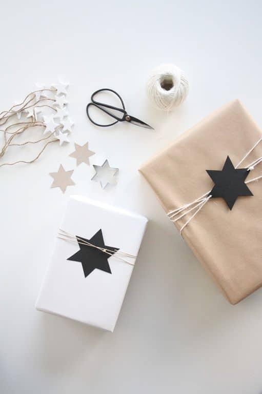 impacchettare i regali - Natale
