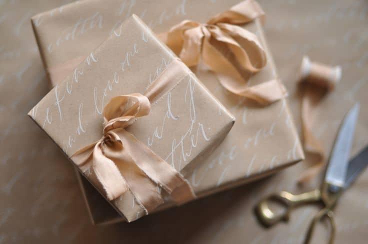 Conosciuto PACCHETTI : 5 Idee per impacchettare i regali di Natale  QM55