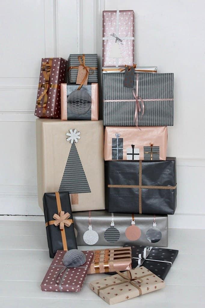 Préférence PACCHETTI : 5 Idee per impacchettare i regali di Natale  ME28
