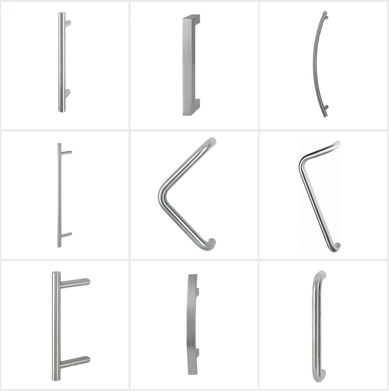 maniglioni di design hoppe