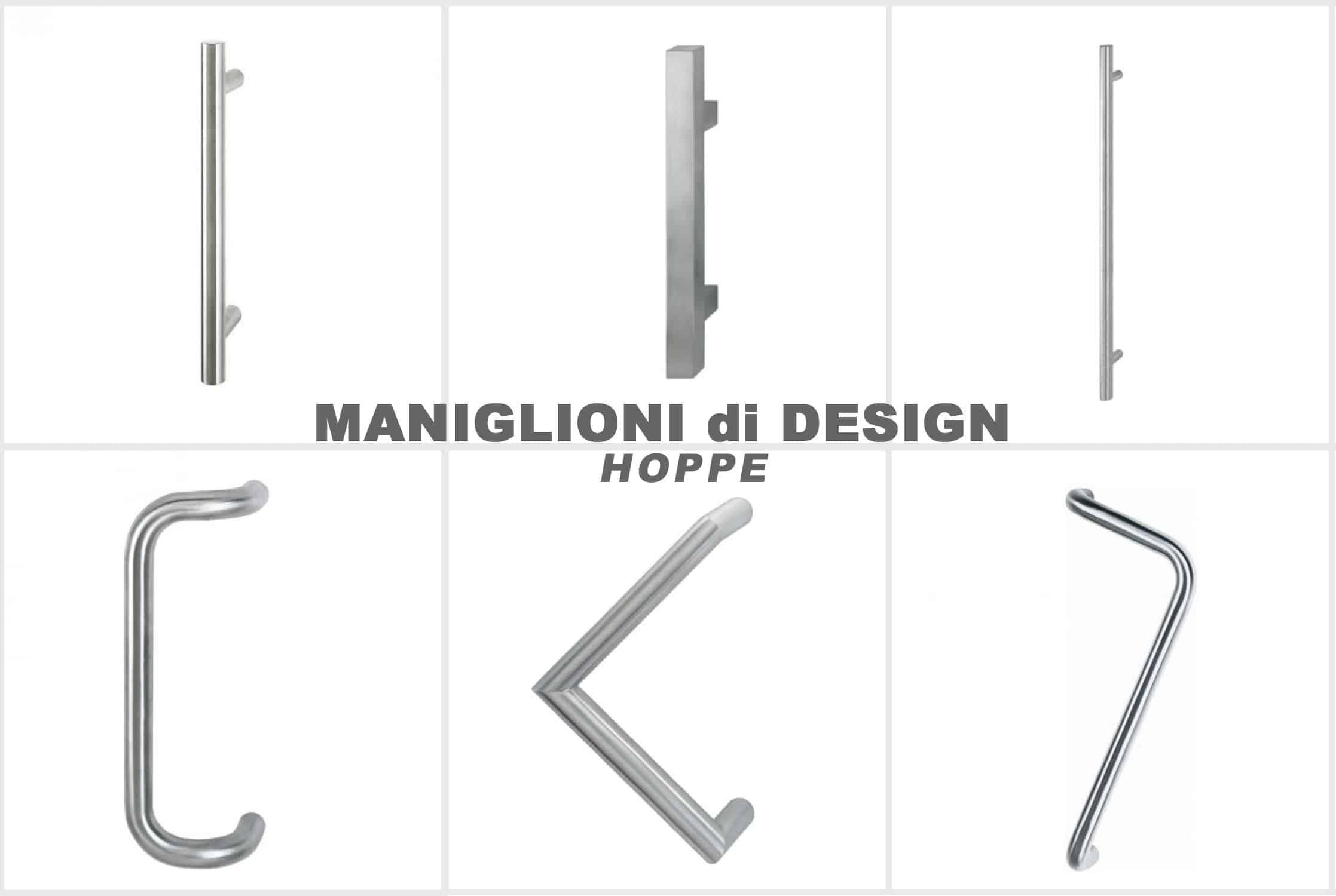 maniglioni di design
