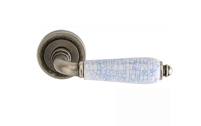 Maniglie In Ceramica Per Porte Interne.Maniglie In Porcellana Classiche Rustiche O Di Design