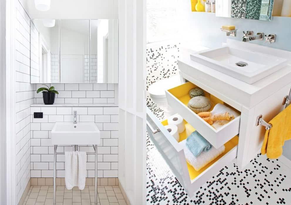 Favoloso idee per bagni piccoli ff34 pineglen - Progettare il bagno on line ...