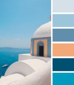 colori per bagno inspirazione mare