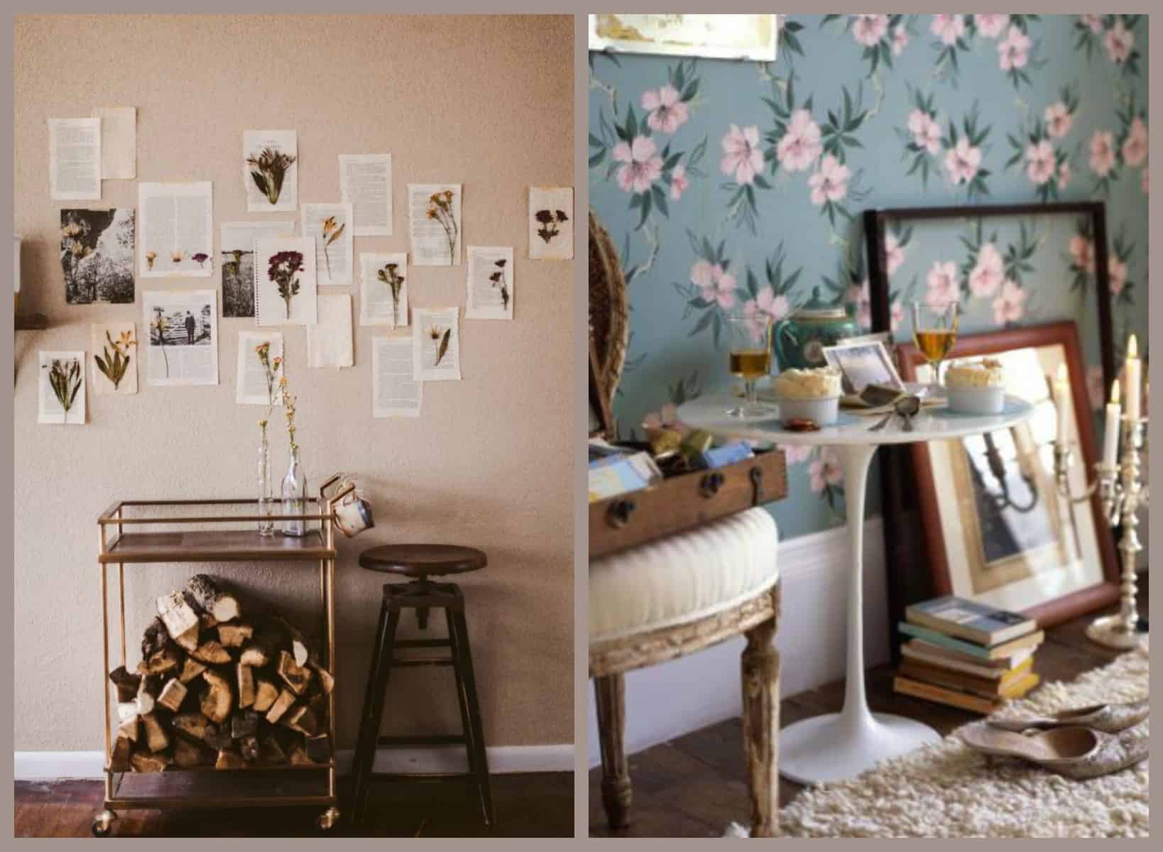 Diy 10 idee su come decorare una parete di casa for Decorare parete salotto