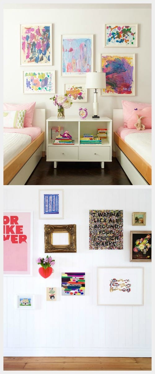 Diy : 10 idee su come decorare una parete di casa ...