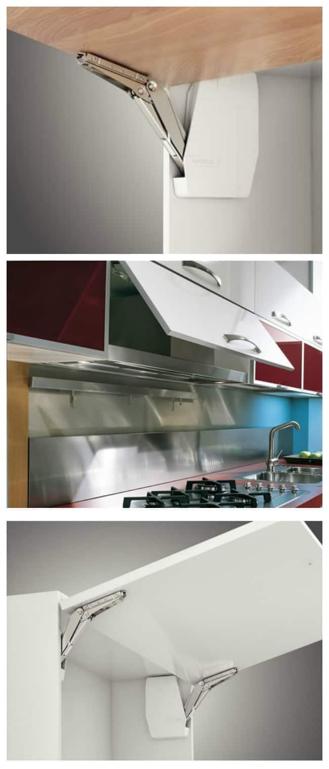 . Per i pensili di una cucina moderna sono perfetti anche per ...