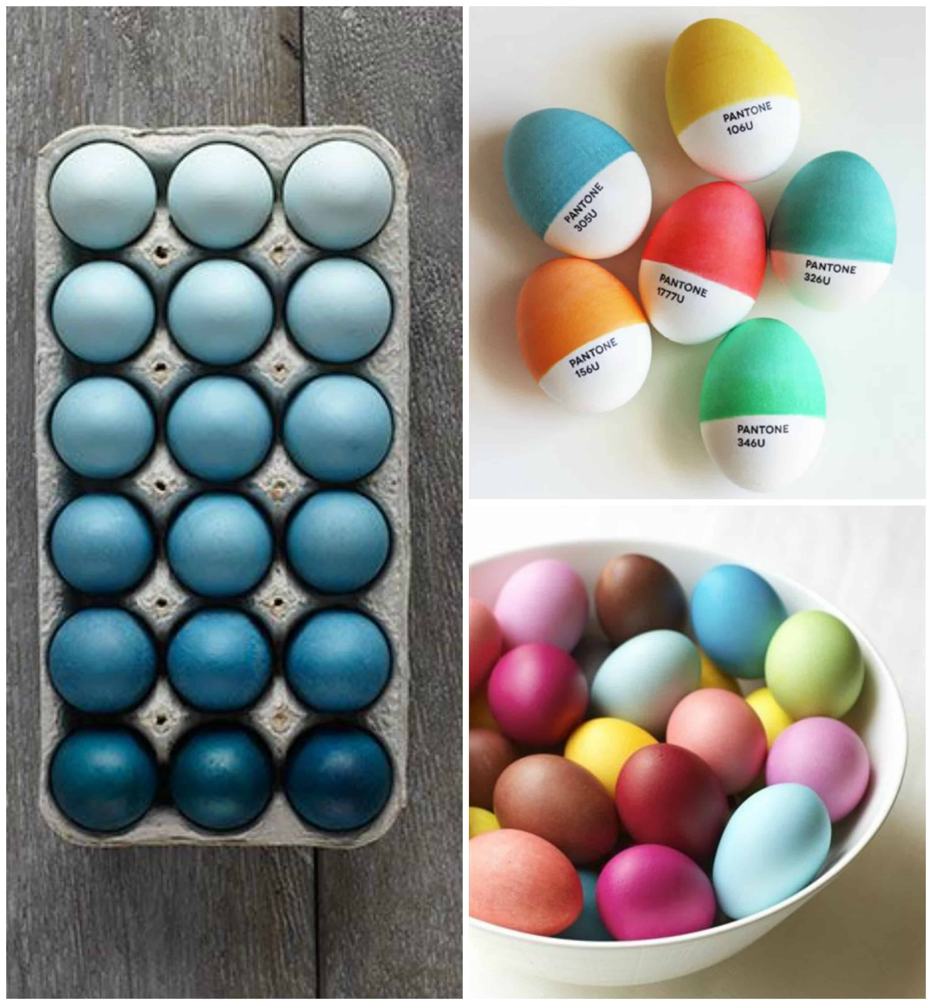PANTONE DIY 10 MODI PER DECORARE LE UOVA DI PASQUA TUTTOFERRAMENTA.IT