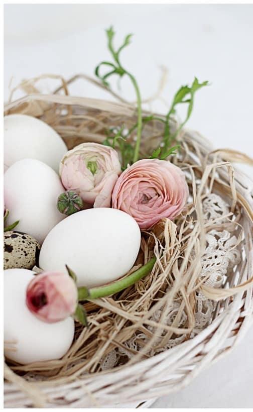 DIY: 10 Idee Trendy per decorare le Uova di Pasqua!