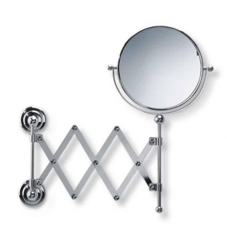Specchio Valli Arredo bagno serie OGNIGIORNO K6811 design Maurizio Duranti. Misura : 565 x 40 x 400 mm.