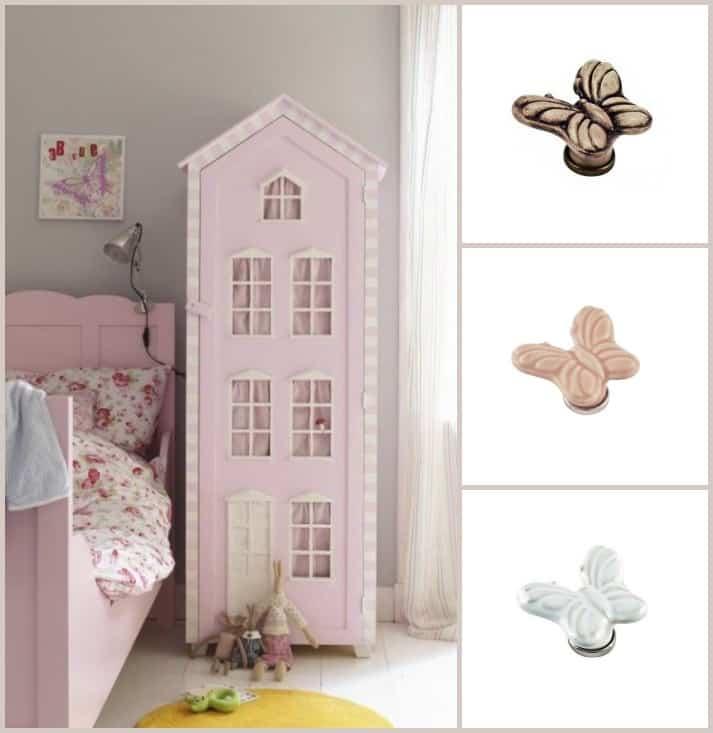 Pomelli in ceramica per mobili idee decorative per la - Pomelli per mobili bambini ...