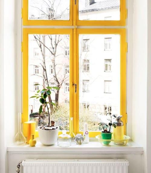 Trend casa idee per arredare con il colore giallo - Idee decoro casa ...