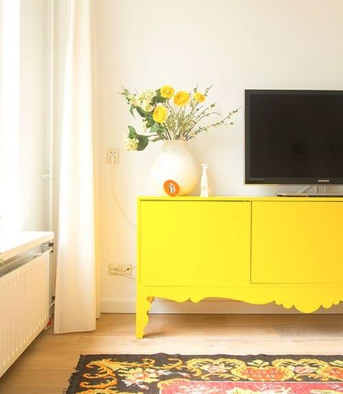 Trend casa idee per arredare con il colore giallo for Arredare con il colore