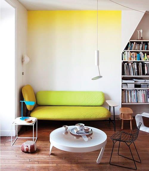 Trend casa idee per arredare con il colore giallo - Colorare pareti casa ...