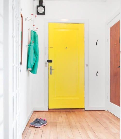 Trend casa idee per arredare con il colore giallo for Idee per arredare casa