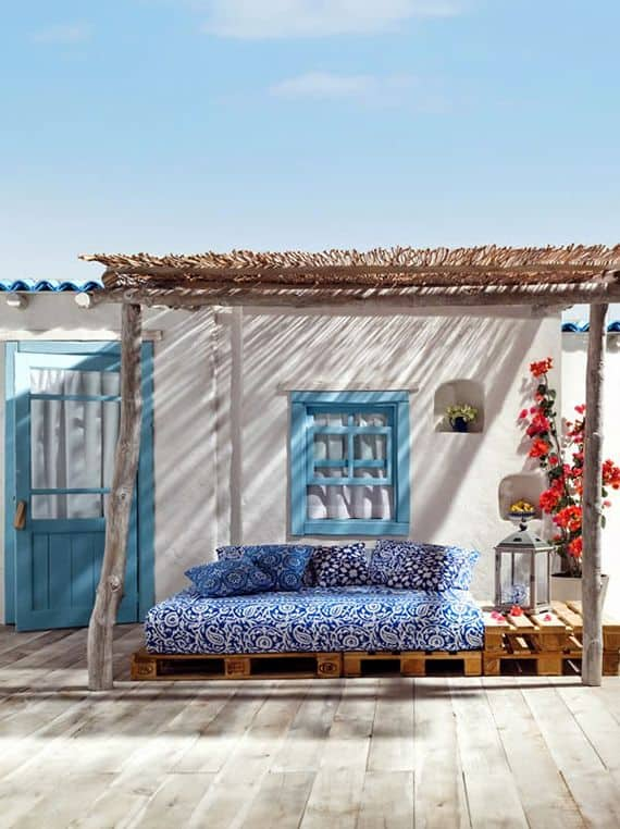 La casa al mare ispirazioni per arredare in stile nautico for Arredamento particolare per la casa