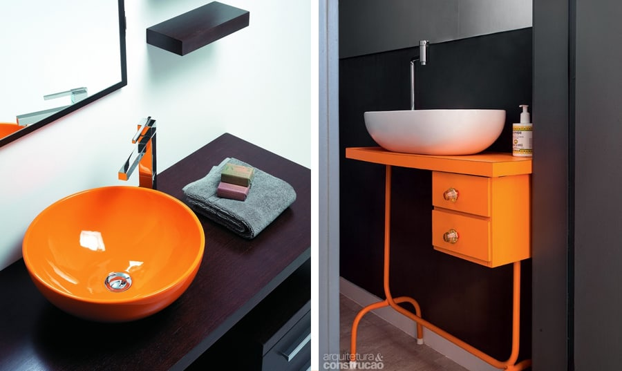 Orange is the new black : idee creative per arredare ...