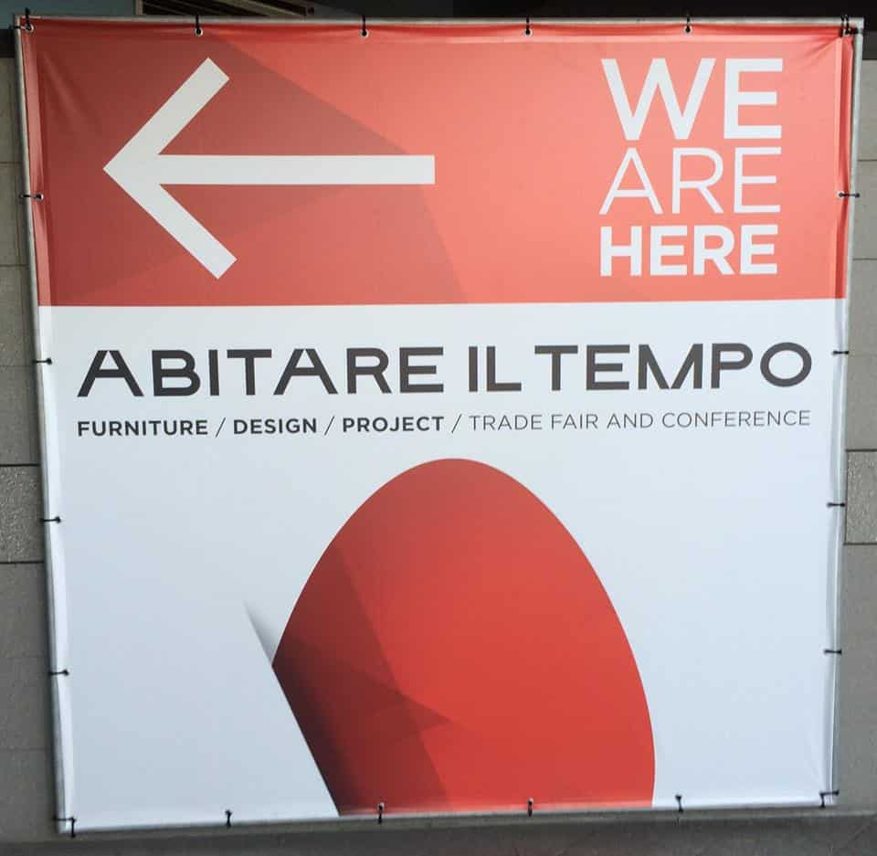 """Gli Architetti di Verona ad """"Abitare il Tempo"""""""
