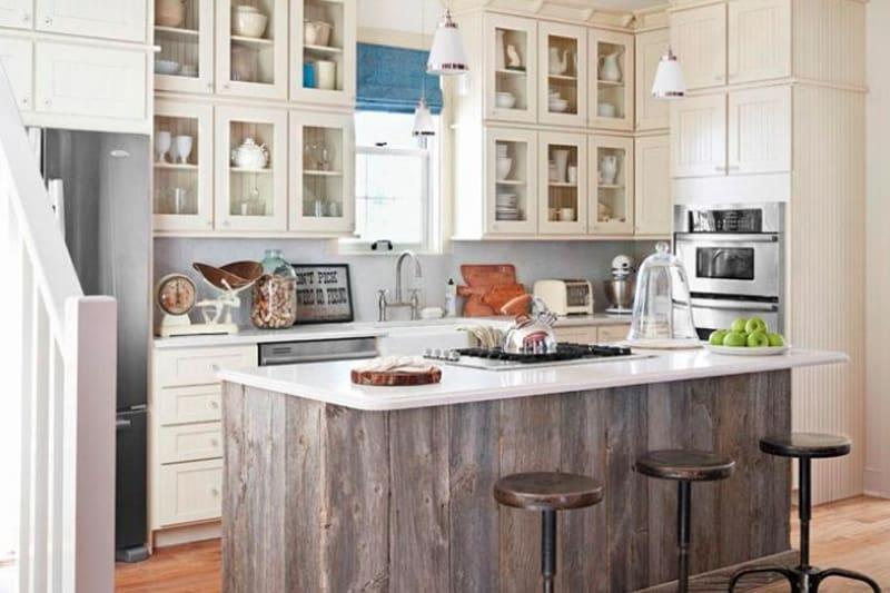 cucina rustica - legno