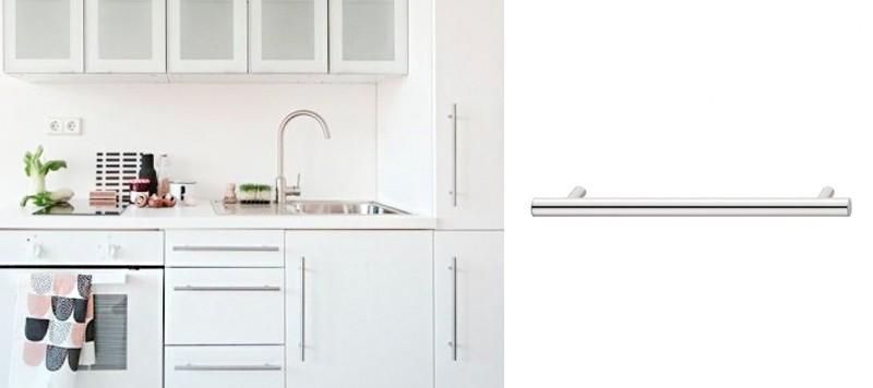 Arredare in stile newyorkese sarah jessica parker vende casa - Maniglie mobili cucina ...