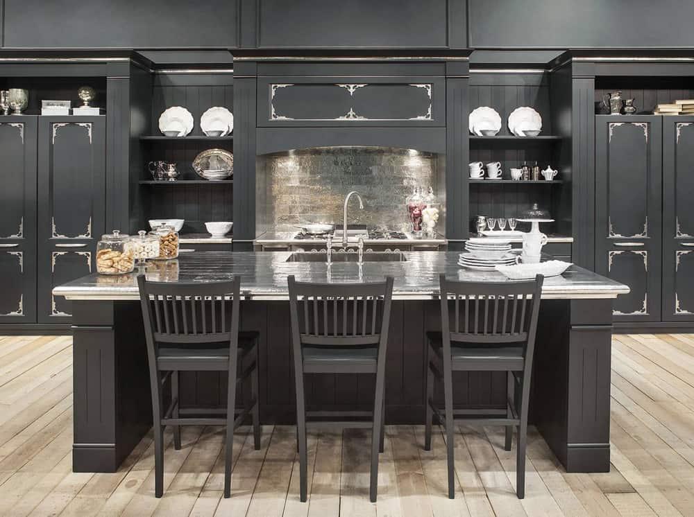 piastrelle cucina - metallo Giara Design