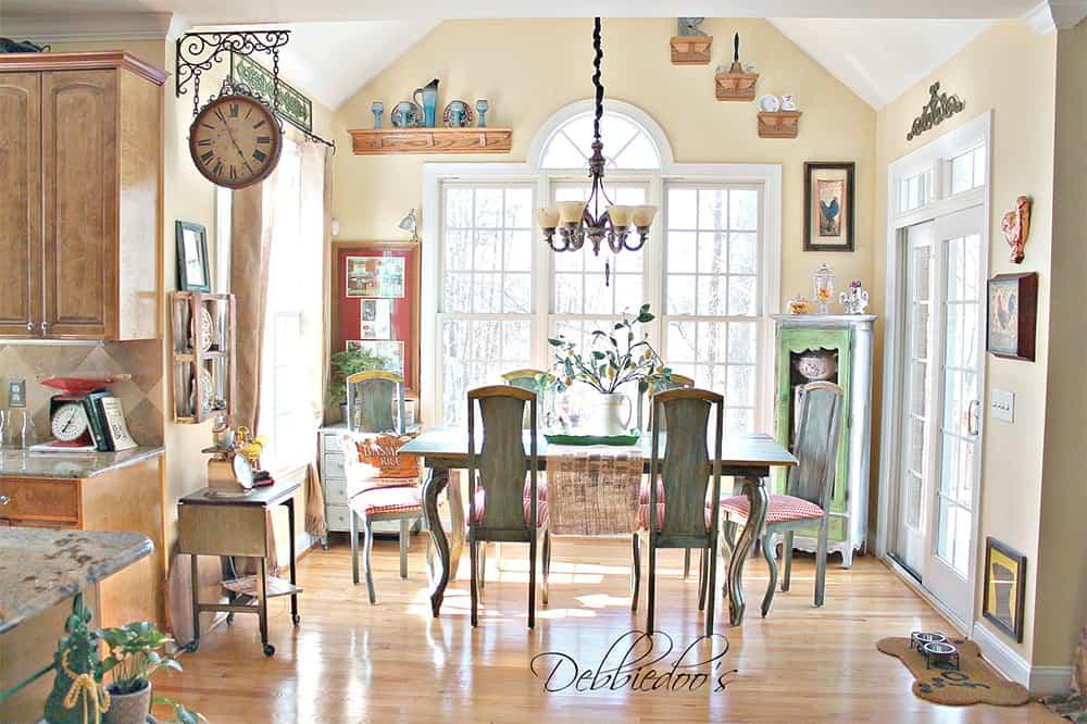 rustica - cozy cucina