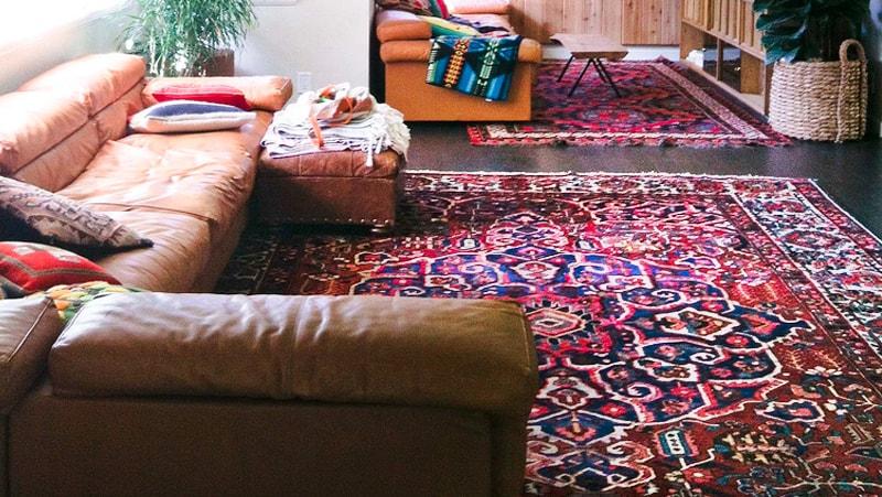 Tappeti etnici moderni idee per il design della casa for Tappeti dalani