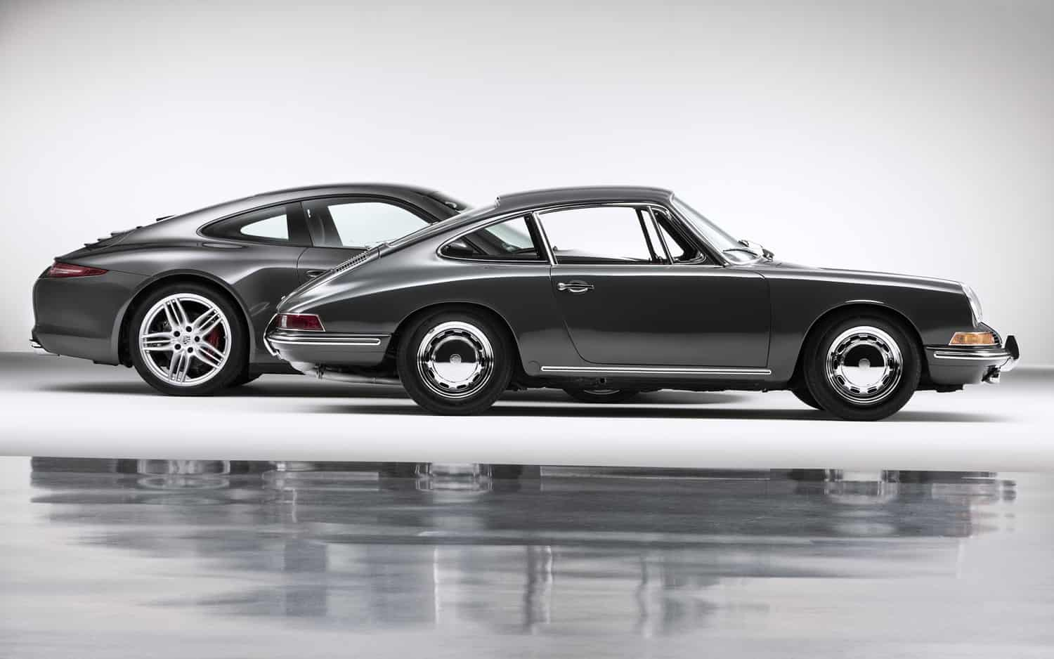 1963-porsche-911-and-2013-porsche-911-profile-2