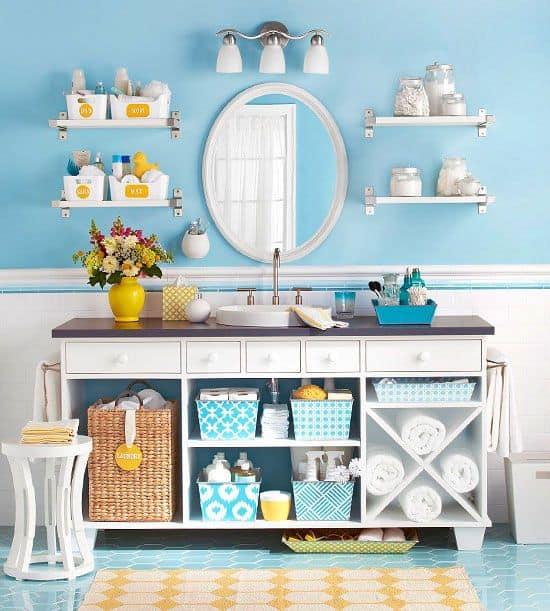 Suggerimenti e idee per organizzare il bagno! – Tuttoferramenta.it