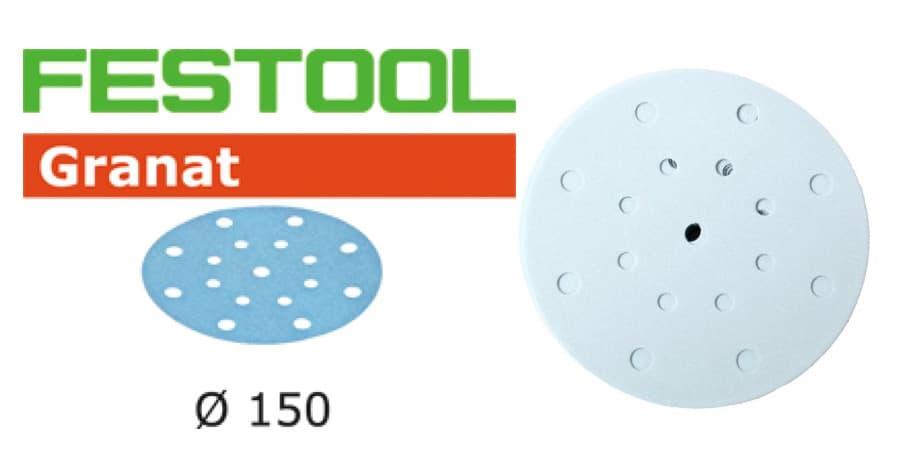 Disco abrasivo STF Festool