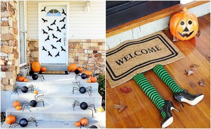 arredo per halloween idee per festa a tema