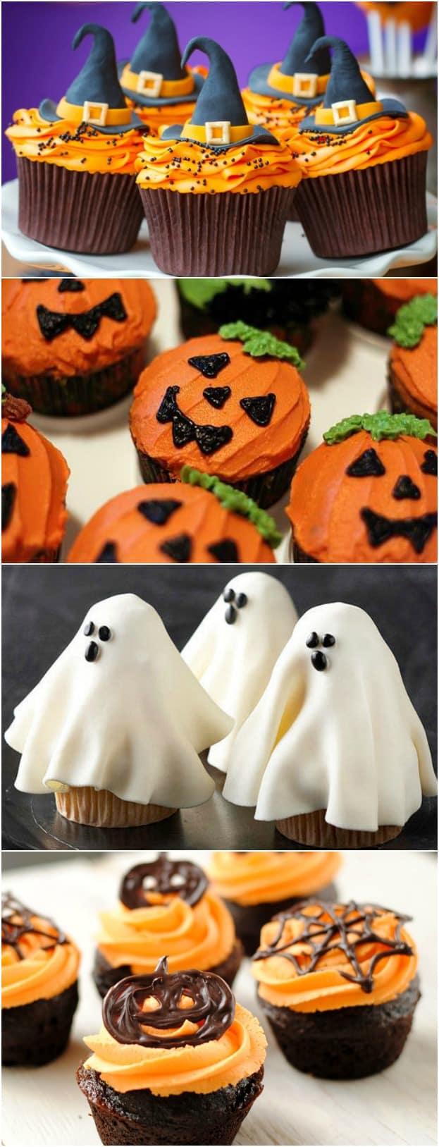 cupcake per halloween ricetta e idee da copiare per dolcetti di halloween
