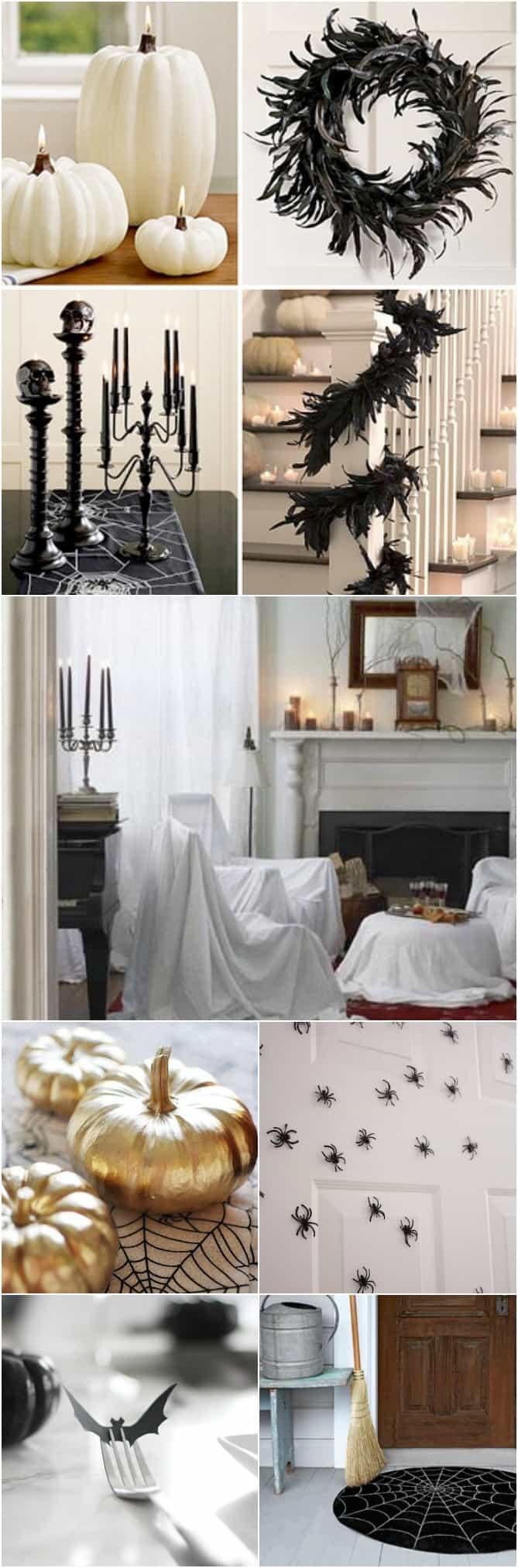 decorazioni mostruose per halloween