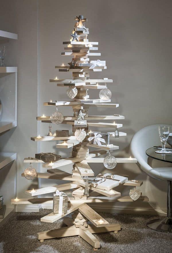 """5 idee creative per un albero di natale """"fai da te"""" – tuttoferramenta.it"""