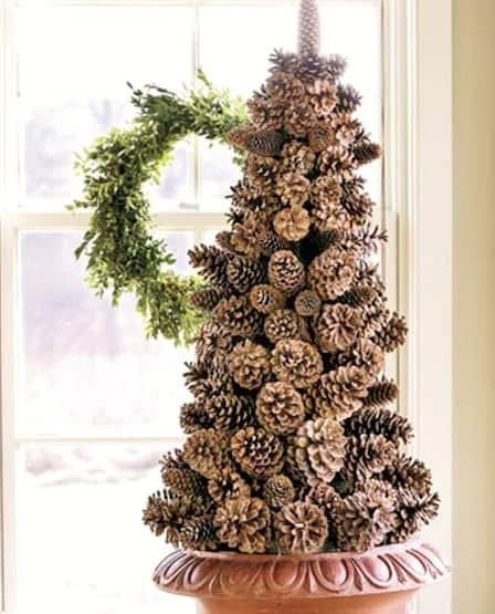 9-Pinecone-Tree