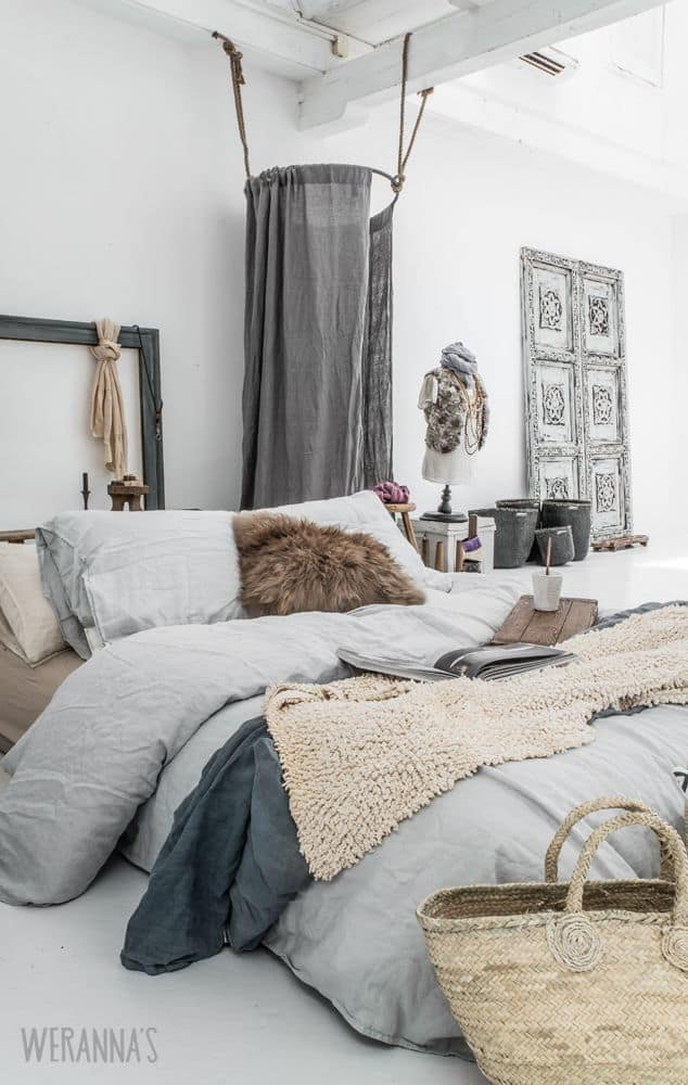 Bedroom Inspiration Bohemian