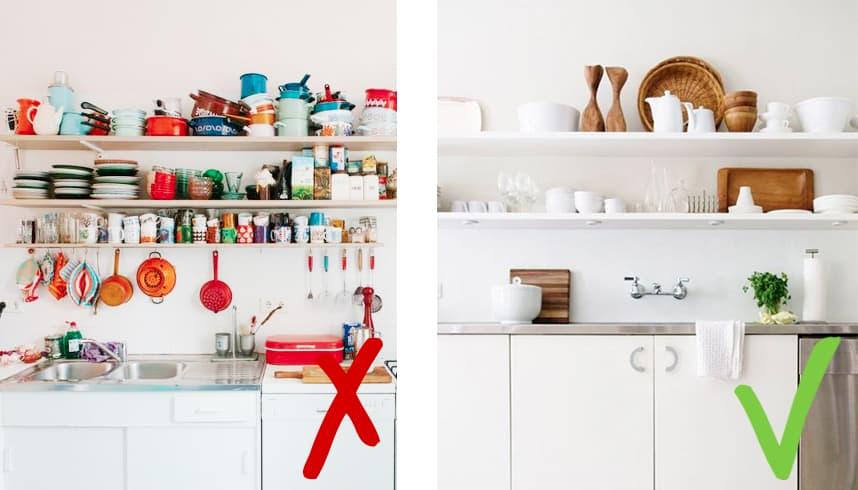 8 utili consigli per organizzare la tua cucina - Come disporre la cucina ...