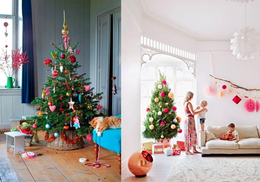 Decorazioni Albero di Natale Trend
