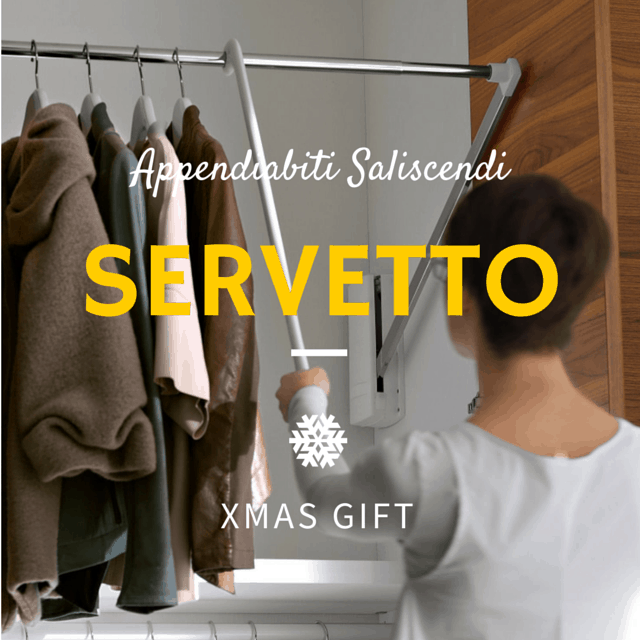 Idee regalo - Servetto appendiabiti