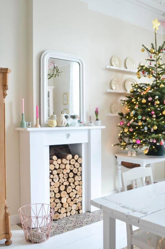 albero di natale per case piccole