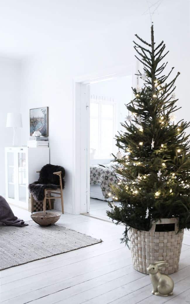 """abbastanza 5 Idee creative per un Albero di Natale """"Fai da Te  XN58"""